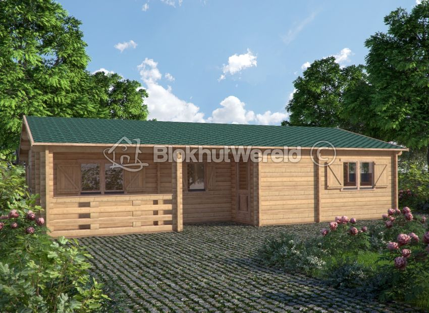 Chalet Evelin 68mm 103m2